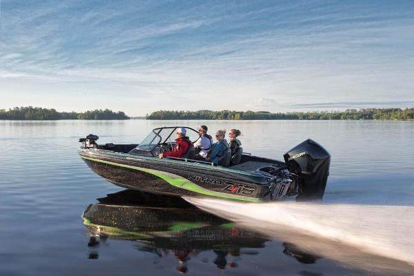 2021 Nitro boat for sale, model of the boat is ZV19 Sport & Image # 2 of 47