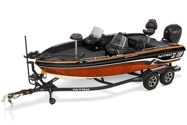 2021 Nitro boat for sale, model of the boat is ZV19 Sport & Image # 1 of 47