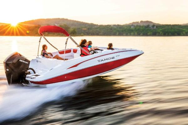 2021 Tahoe boat for sale, model of the boat is 2150 & Image # 3 of 85