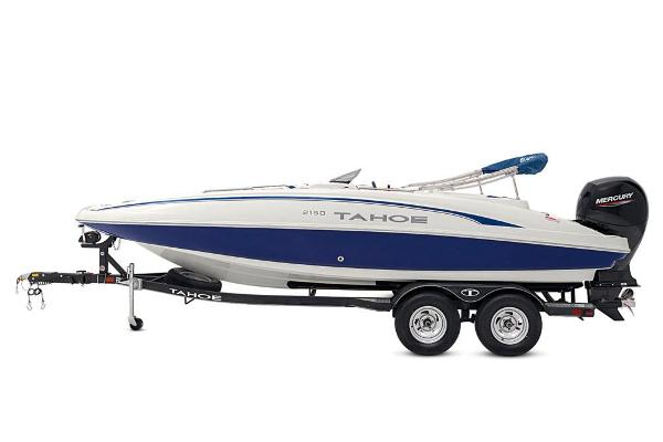 2021 Tahoe boat for sale, model of the boat is 2150 & Image # 18 of 85