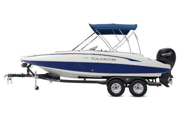 2021 Tahoe boat for sale, model of the boat is 2150 & Image # 20 of 85