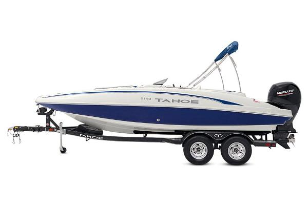 2021 Tahoe boat for sale, model of the boat is 2150 & Image # 21 of 85