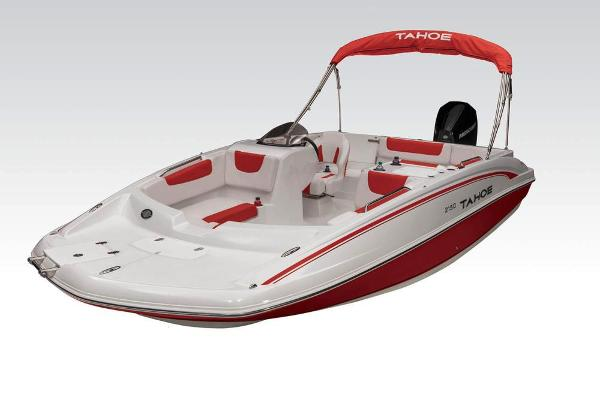 2021 Tahoe boat for sale, model of the boat is 2150 & Image # 25 of 85