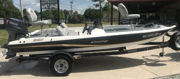 2008 STRATOS 176 XT for sale