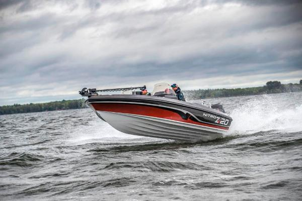 2021 Nitro boat for sale, model of the boat is ZV20 & Image # 5 of 67