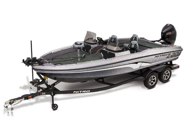 2021 Nitro boat for sale, model of the boat is ZV20 & Image # 1 of 67
