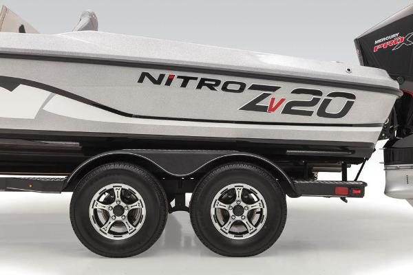 2021 Nitro boat for sale, model of the boat is ZV20 & Image # 29 of 67