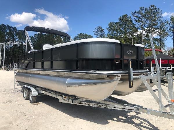 2021 Bentley boat for sale, model of the boat is 223 Swingback (3/4 Tube) & Image # 5 of 27