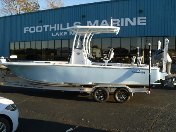 2021 Tidewater boat for sale, model of the boat is 2500 Carolina Bay & Image # 1 of 58