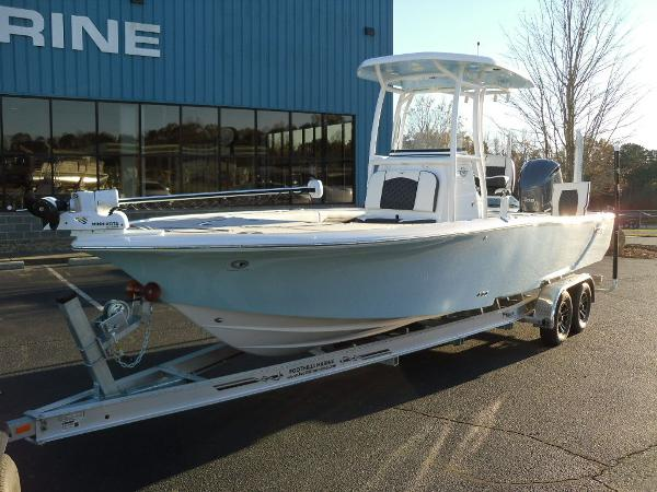 2021 Tidewater boat for sale, model of the boat is 2500 Carolina Bay & Image # 5 of 58