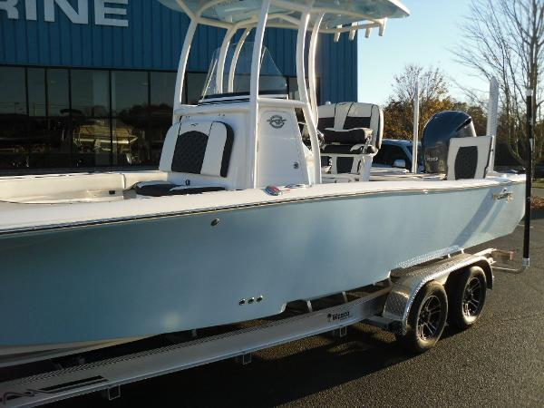 2021 Tidewater boat for sale, model of the boat is 2500 Carolina Bay & Image # 58 of 58