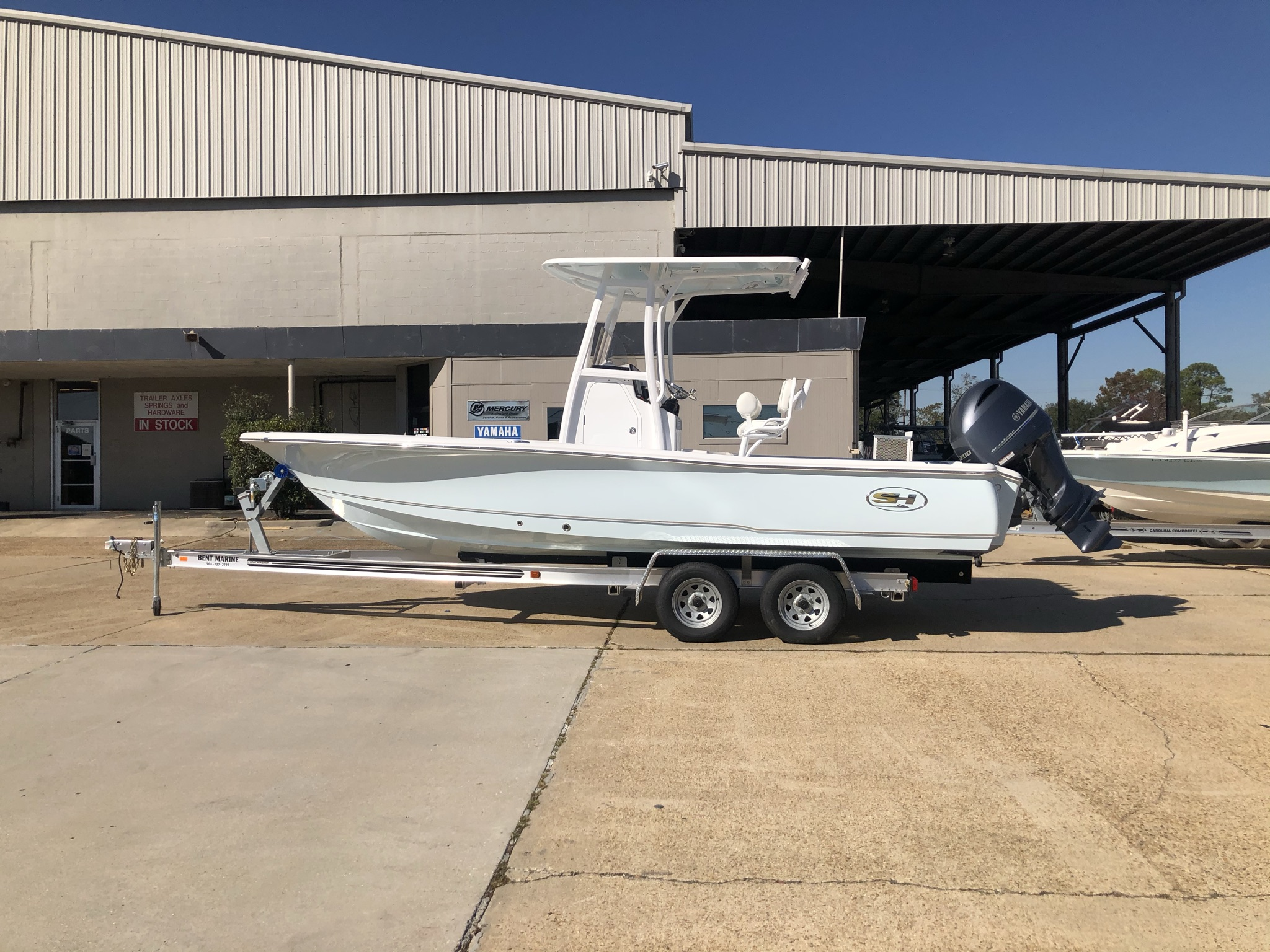2021 Sea Hunt BX BR 22