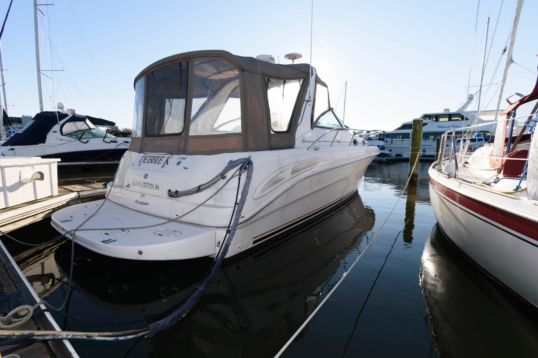 M 5788 JB Knot 10 Yacht Sales
