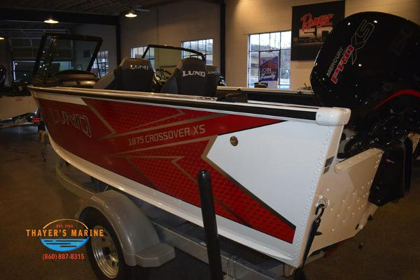 2021 Lund boat for sale, model of the boat is 1875 Crossover XS Sport & Image # 18 of 18