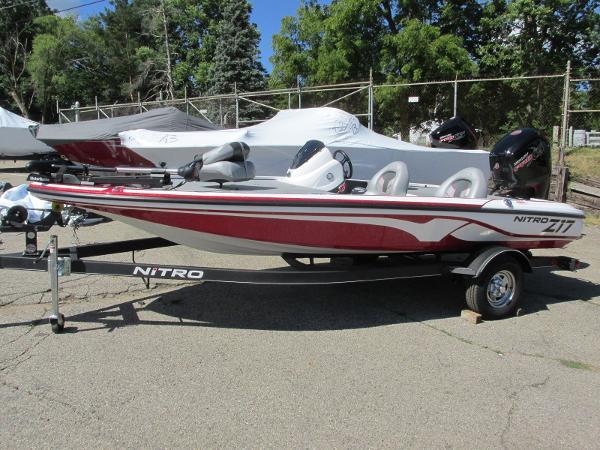 2021 Nitro boat for sale, model of the boat is Z-17 & Image # 1 of 20