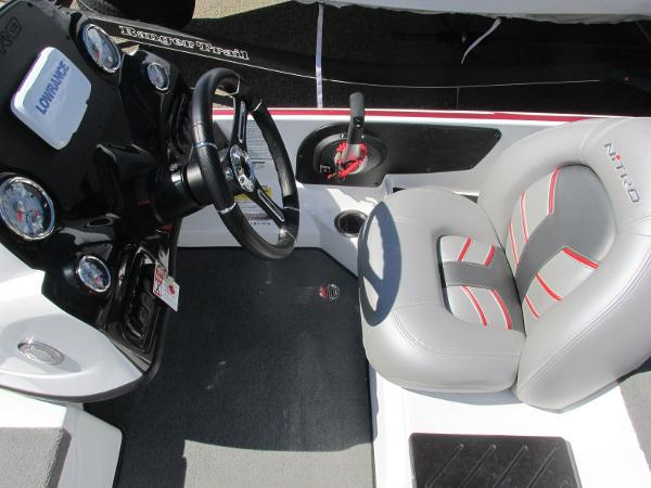 2021 Nitro boat for sale, model of the boat is Z-17 & Image # 12 of 20