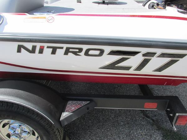 2021 Nitro boat for sale, model of the boat is Z-17 & Image # 20 of 20