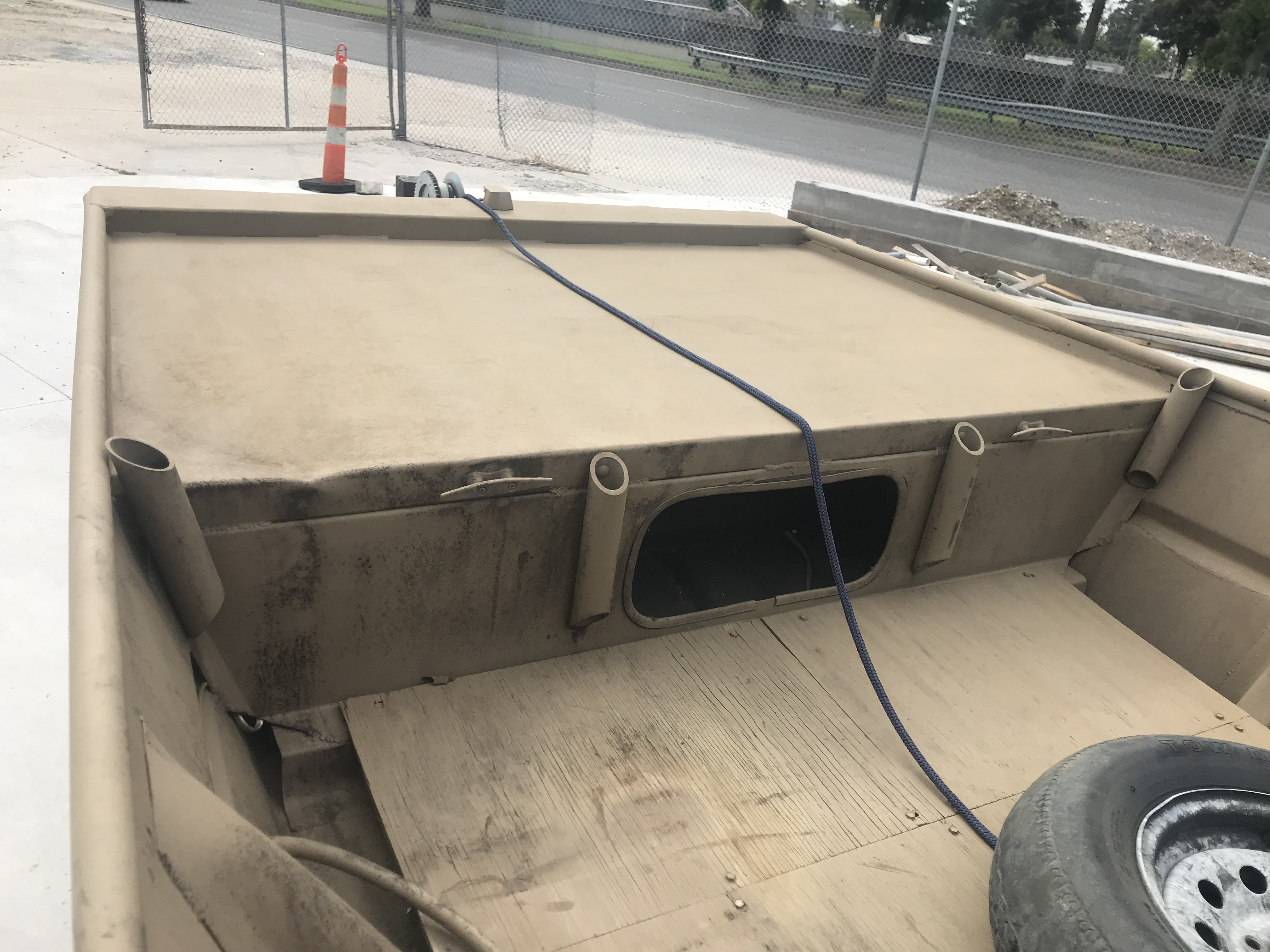 2009 Weldbuilt boat for sale, model of the boat is 17 & Image # 3 of 6