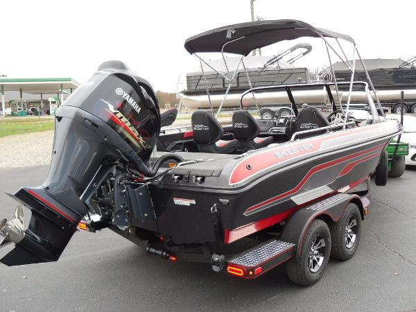 2021 Skeeter boat for sale, model of the boat is Solera 205 & Image # 9 of 82