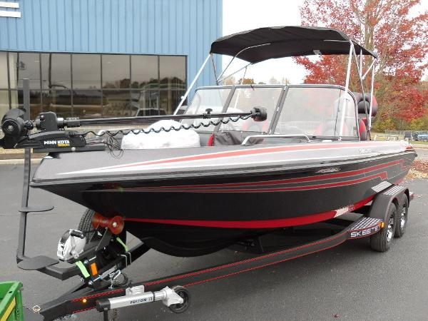 2021 Skeeter boat for sale, model of the boat is Solera 205 & Image # 23 of 82