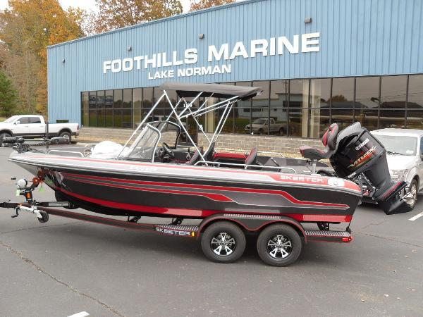 2021 Skeeter boat for sale, model of the boat is Solera 205 & Image # 73 of 82