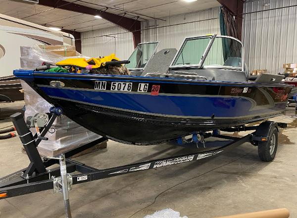 2015 ALUMACRAFT TROPHY 165 for sale