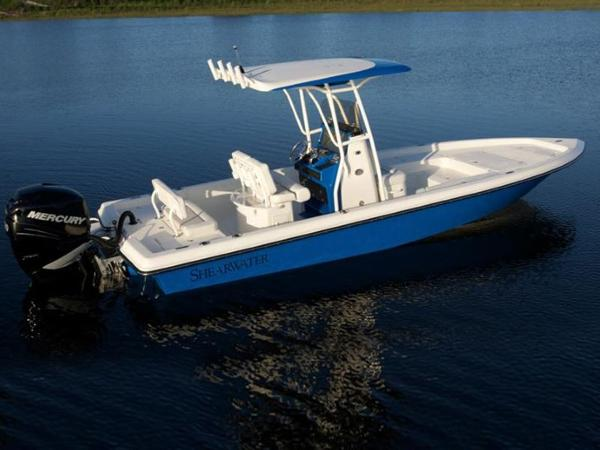 2021 ShearWater boat for sale, model of the boat is 23LTZ & Image # 1 of 1