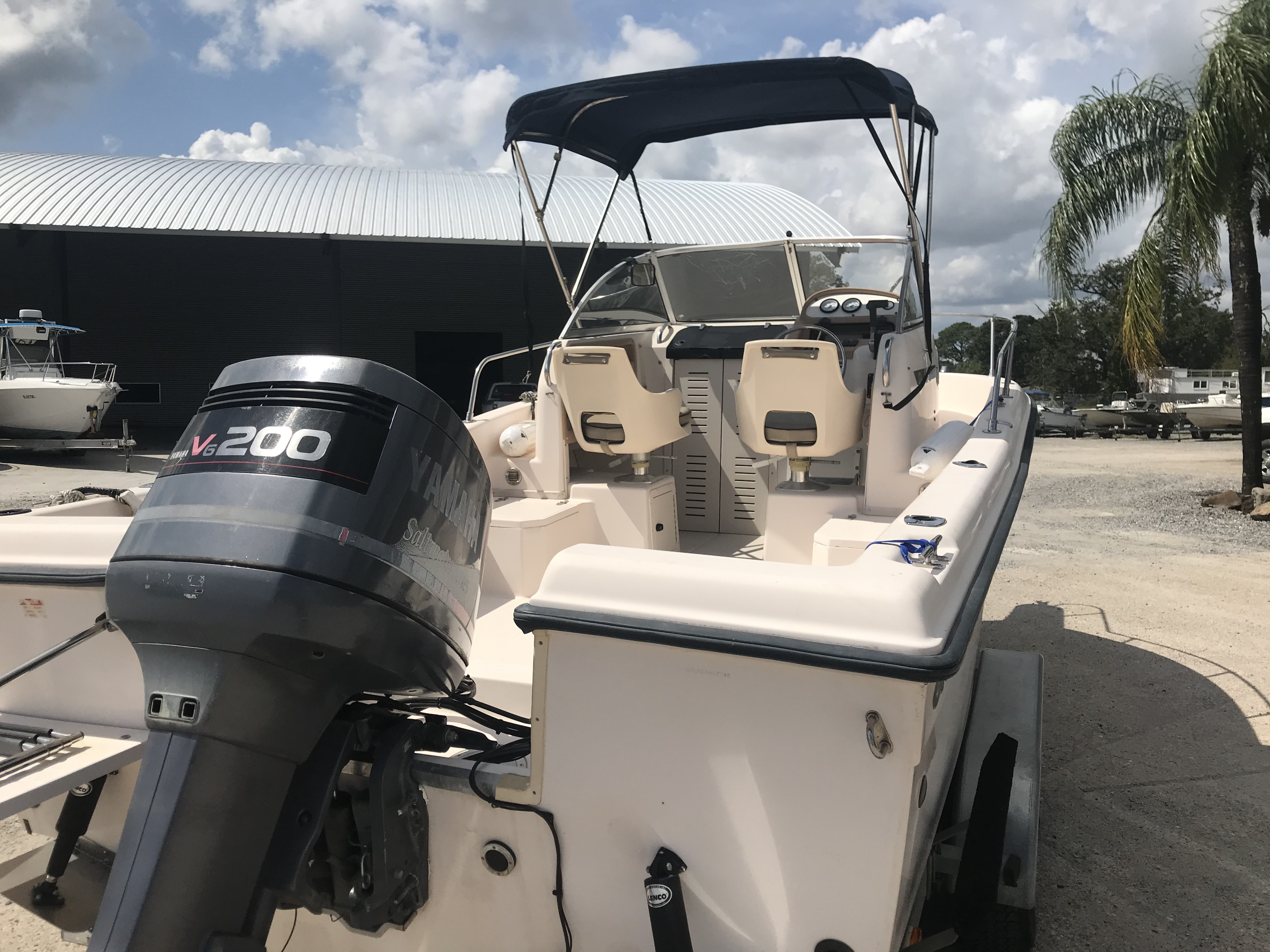 1998 Grady-White boat for sale, model of the boat is Adventure 208 & Image # 12 of 15