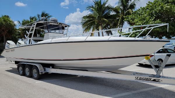 1994 Marlin Yachts 350 SF