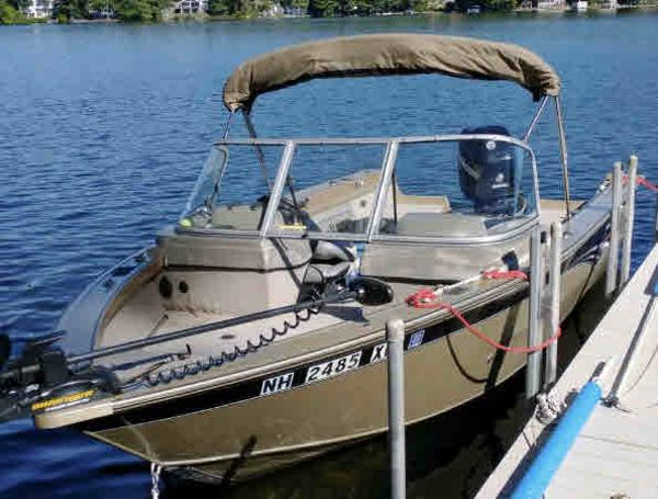 2007 Tracker Targa 185 WT thumbnail