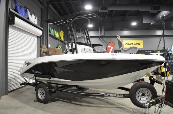 2021 Scarab boat for sale, model of the boat is 195 ID OPEN & Image # 1 of 12