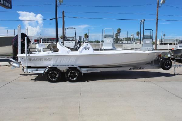 2021 Blazer boat for sale, model of the boat is 2420 GTS & Image # 4 of 17