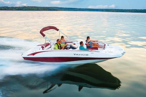 2021 Tahoe boat for sale, model of the boat is 215 Xi & Image # 3 of 58