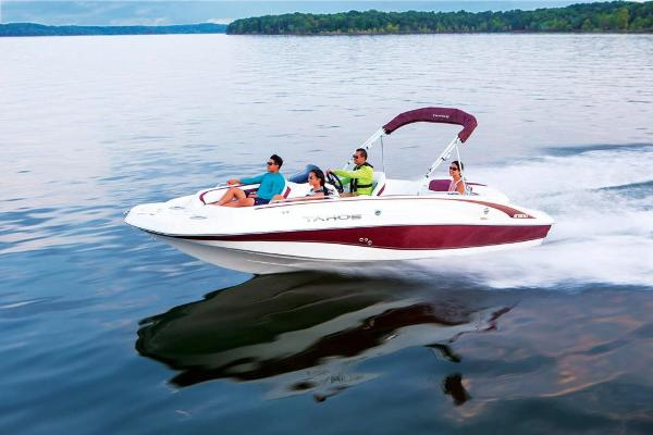2021 Tahoe boat for sale, model of the boat is 215 Xi & Image # 5 of 58