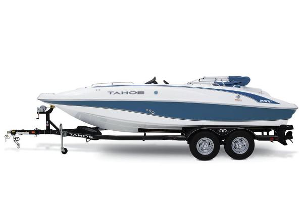 2021 Tahoe boat for sale, model of the boat is 215 Xi & Image # 14 of 58