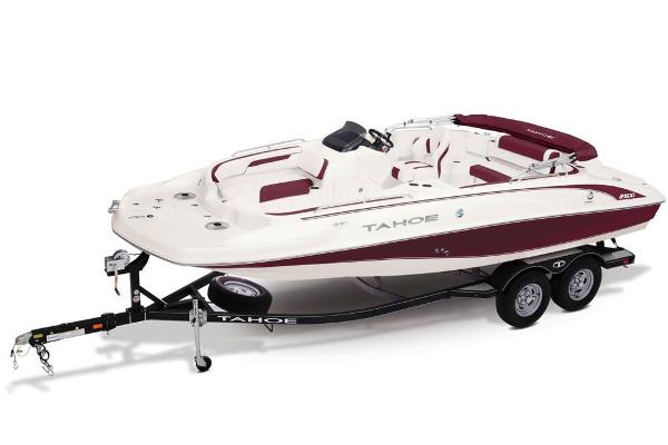2021 Tahoe boat for sale, model of the boat is 215 Xi & Image # 1 of 58