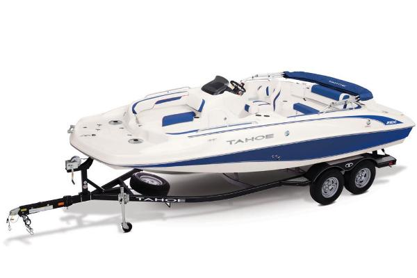 2021 Tahoe boat for sale, model of the boat is 215 Xi & Image # 16 of 58