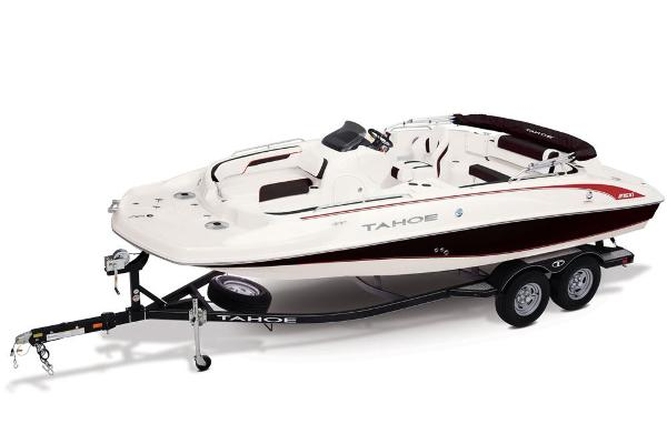 2021 Tahoe boat for sale, model of the boat is 215 Xi & Image # 17 of 58