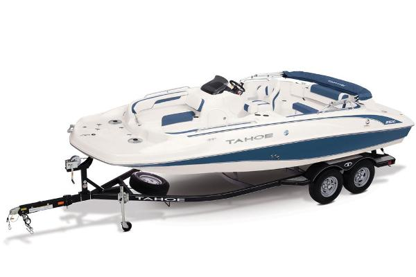 2021 Tahoe boat for sale, model of the boat is 215 Xi & Image # 20 of 58