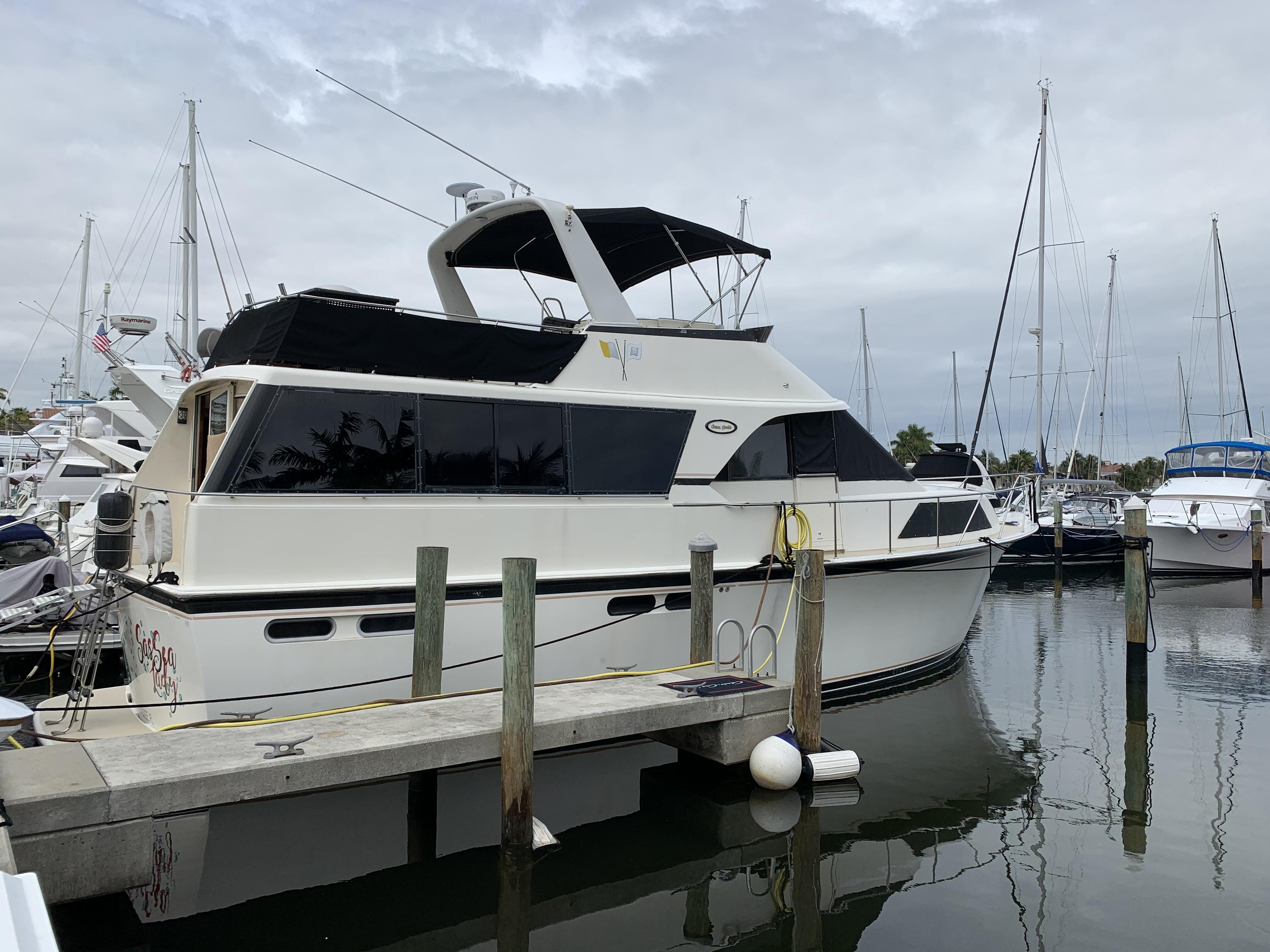 48 Ocean Motor Yacht