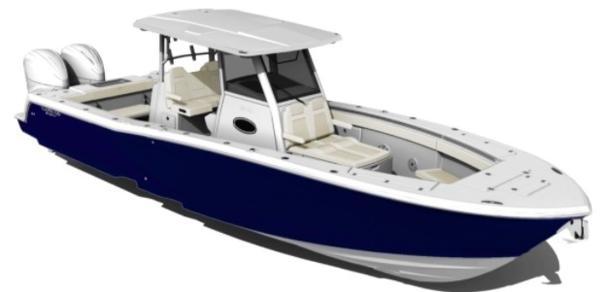 2021 Caymas 401 CC