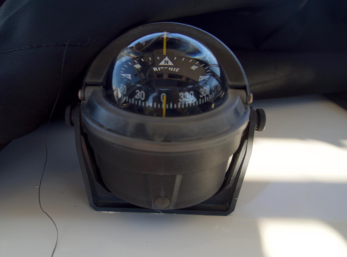 Sea Sport 2540 Center Console - Compass