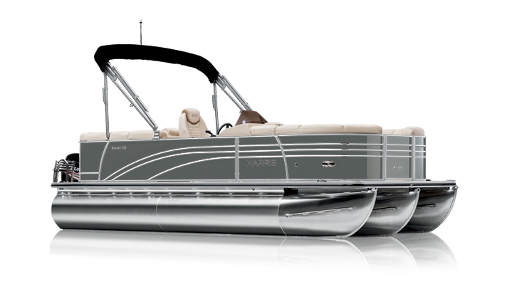 2020 Harris SUNLINER 230 - CWDH - PERFORMANCE TRIPLE TUBE