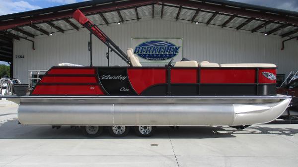 2021 Bentley boat for sale, model of the boat is Elite 223 Swingback (Full Tube) & Image # 3 of 57