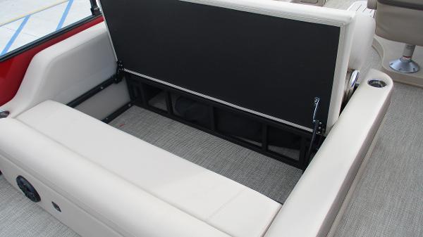2021 Bentley boat for sale, model of the boat is Elite 223 Swingback (Full Tube) & Image # 17 of 57