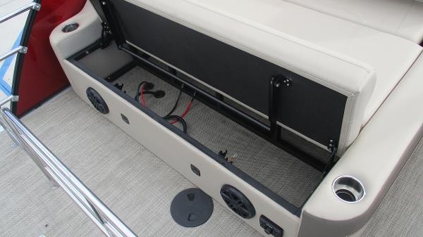 2021 Bentley boat for sale, model of the boat is Elite 223 Swingback (Full Tube) & Image # 18 of 57