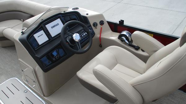 2021 Bentley boat for sale, model of the boat is Elite 223 Swingback (Full Tube) & Image # 19 of 57