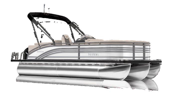 2020 Harris SOLSTICE 230 - SL - PERFORMANCE TRIPLE TUBE