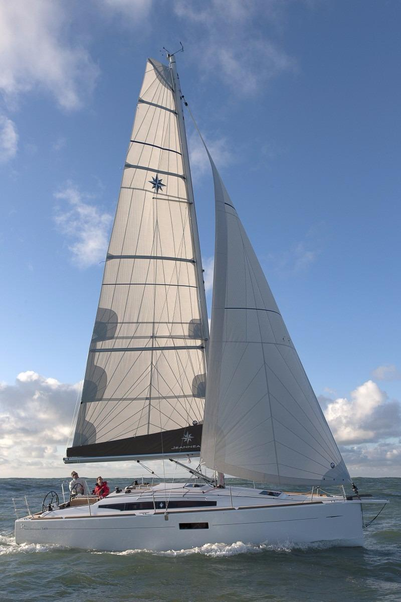 Under Sail - Manufacturer Provided Image