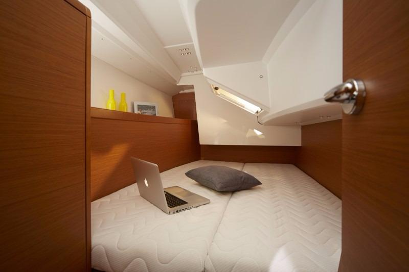 Aft Cabin - Manufacturer Provided Image